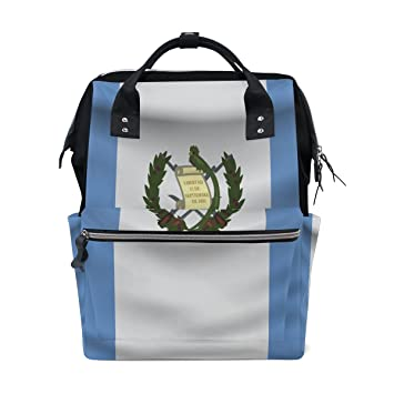 Amazon.com: Bandera de Guatemala Mommy Bolsa Madre Bolsa de ...