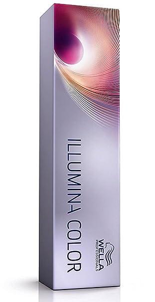 Wella Professionals Haarfarben Illumina Color Nr 676 Dunkelblond Braun Violett 60 Ml