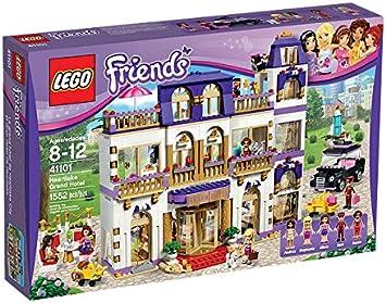 LEGO Friends El Gran Hotel de Heartlake - Juegos de construcción ...