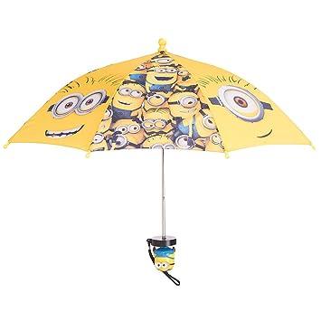 Despicable Me Minions Yellow Umbrella