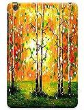 Kai Xin Guo Phone Cases Cover ipad mini No.4 Beautiful Apple Tree And Maple leaves