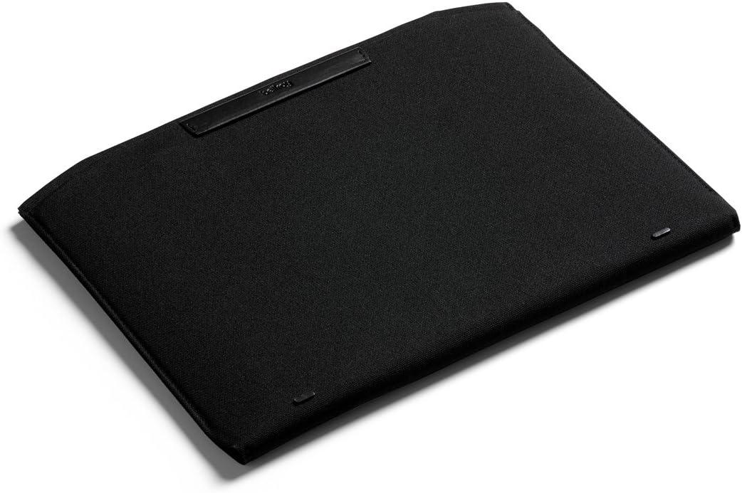 Bellroy Pixelbook Sleeve (Fits Google Pixelbook, Includes Pixelbook Pen, Durable & Water-Resistant) - Black