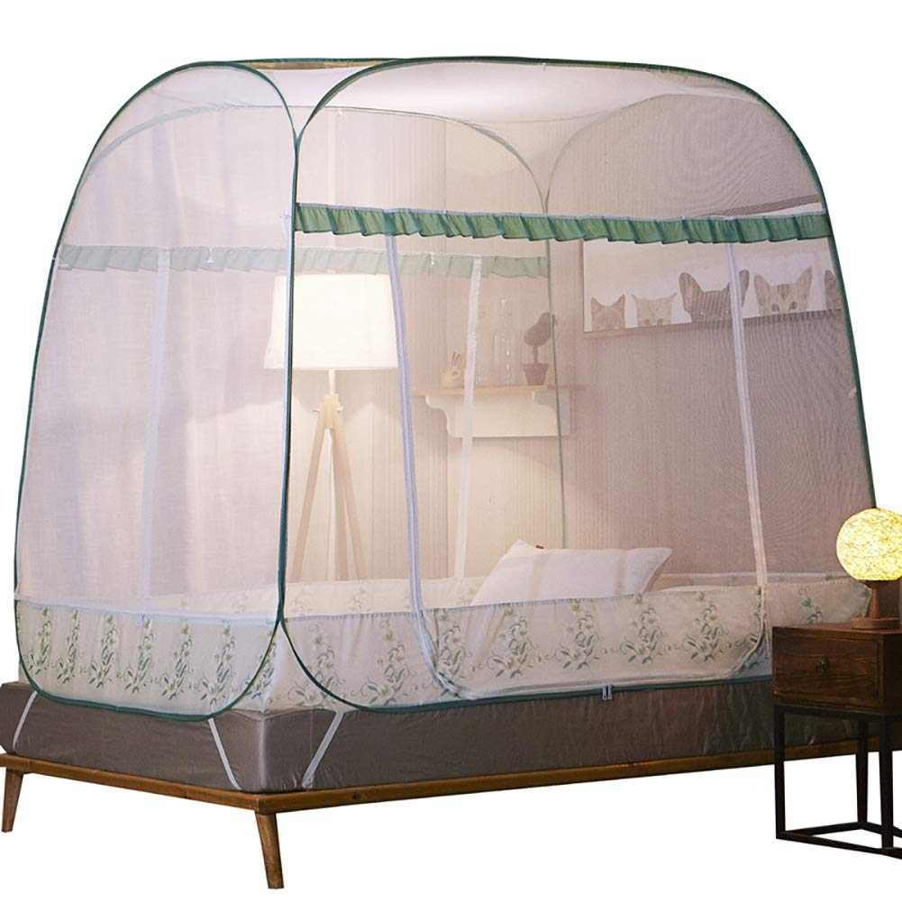 HEXbaby Mosquito Tent Mosquito net Mobile Insect Repellent with,200180165cm