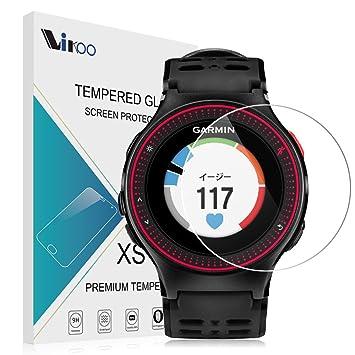 Huawei Watch Protector de pantalla vidrio templado, Vikoo 2 ...