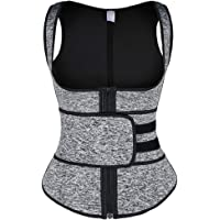 coastal rose Waist Trainer for Women Corset Cincher Belt Slimming Waist Sweat Girdle Workout Belt Body Shaper