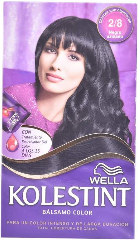Wella Professionals Tinte 2,8 Negro Azulado: Amazon.es ...