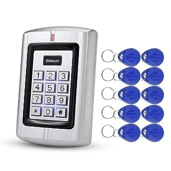 Dongyang Teclado de Control de Acceso de Metal Controlador de ...