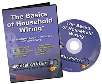 image unavailable  image not available for  color: the basics of household  wiring