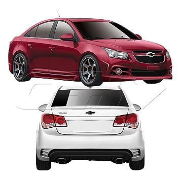2011 – 2015 Chevrolet Cruze DuraFlex concepto X cuerpo Kit – 4 piezas