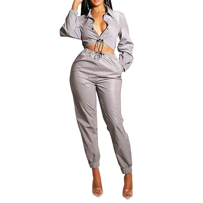 Amazon.com: Sherro - Conjunto de chaqueta de 2 piezas para ...