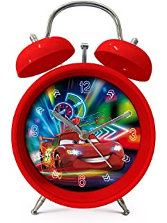 Cars Wecker Disney Pixar EL51059 12 cm
