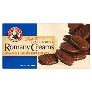 Bakers Romany Creams - Classic Chocolate (200g) - Pack of 2