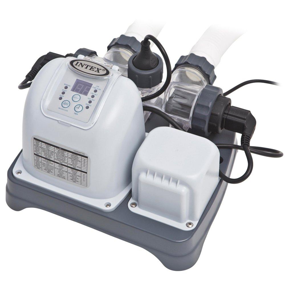 Intex - Sistema cloracion salina eco, 5 gr / hora (26668)