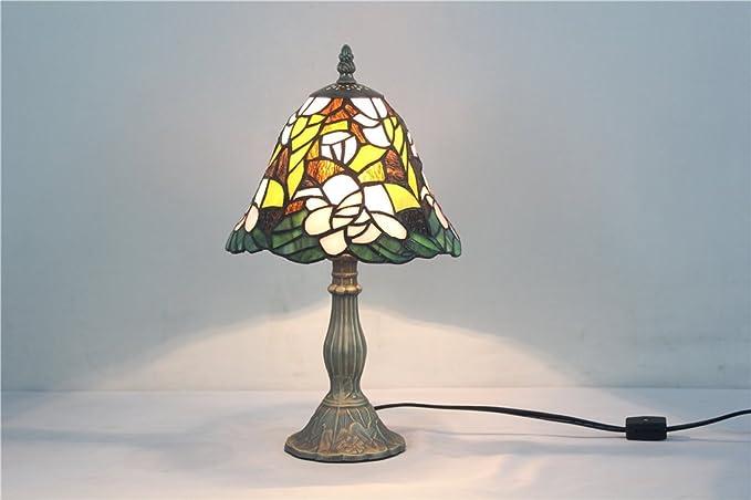 Lampade In Vetro Colorate : Shopping collezioni di tiffany lampada in vetro colorato di arte