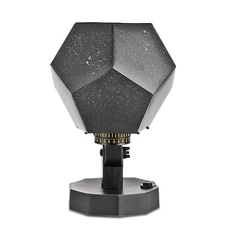 Konesky DIY Season Star Proyector, luz romántica fantástica Star ...