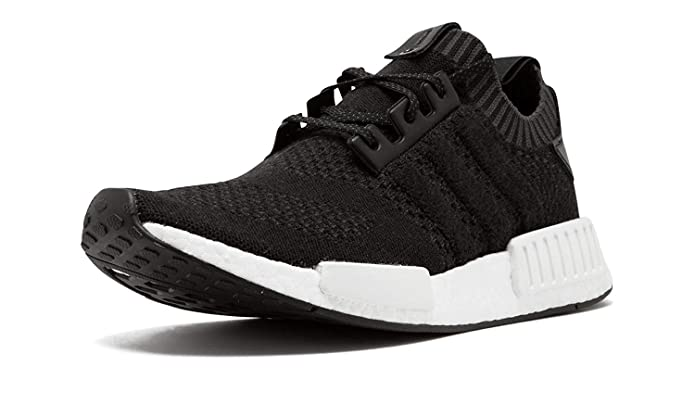 separation shoes 3db0c c0226 Amazon.com  adidas Consortium x A MA maniere x Invincible Men NMD R1 Sneaker  Exchange (BlackNight Grey)  Fashion Sneakers