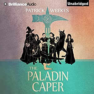 The Paladin Caper Audiobook