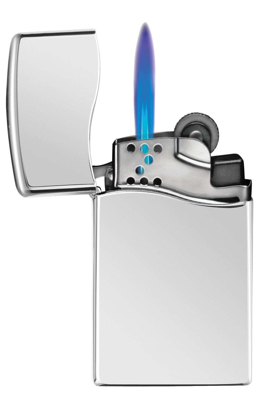 Zippo blu2