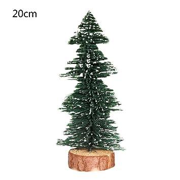 Baumarkt Tannenbaum.Weihnachtsdekoration Mini Weihnachtsbaum Tisch Dekoration Künstliche
