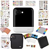 Polaroid POP Instant Camera Gift Bundle + ZINK Paper (20 Sheets) + 9 Unique Colorful Sticker Sets + Case + Markers + Hanging Frames + Photo Album + Accessories