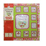 School Years Book Girl Album Bus Pink Dena Designs