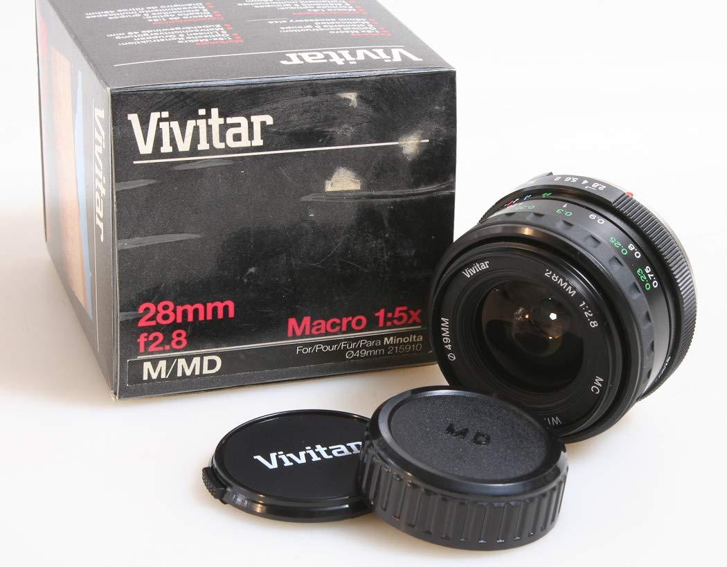 28MM F 2.8 マクロ 1:5X マクロ MINOLTA 1:5X MD用、箱入り、Micro MINOLTA 4/3カメラに最適。 B07GXX7JCB, 北国クリーンサービス:18dba208 --- ijpba.info