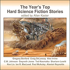 The Year's Top Hard Science Fiction Stories Audiobook