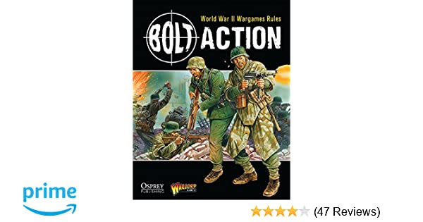 Bolt Action: World War II Wargames Rules: Warlord Games, Alessio