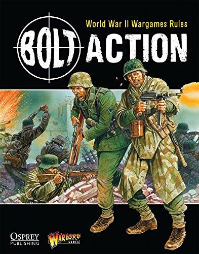 Bolt Action: World War II Wargames - Hc Bolt
