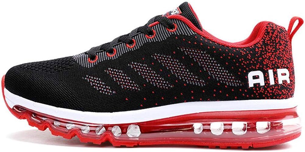 Axcone Damen Herren Sneaker Laufschuhe Air Sportschuhe Turnschuhe Running Fitness Sneaker Outdoors Straßenlaufschuhe Sports Kletterschuhe 36EU-46EU: Amazon.de: Schuhe & Handtaschen -