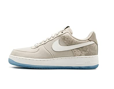 Nike Mens Air Force 1 Low Jones Beach Basketball Shoe Limited Edition (8.5  D(