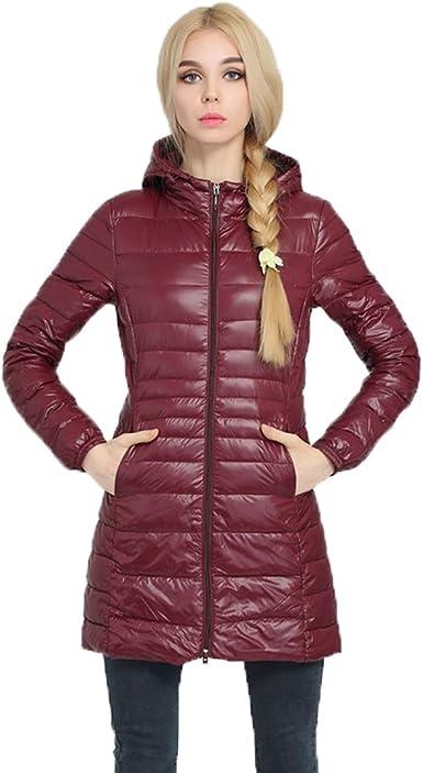 En partido Democrático partido Democrático  Amazon.com: Caracilia - chamarra liviana con capucha para el frío, grande,  para mujer, XS, Vino: Clothing