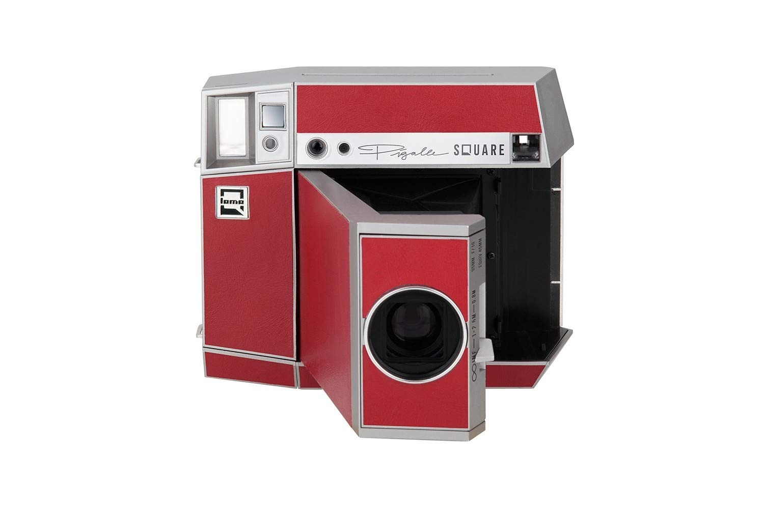 Lomography Lomo'Instant Square Glass Combo Pigalle - Instant Camera by Lomography (Image #2)