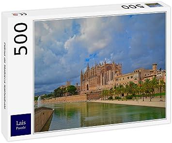 Amazon.com: Lais Jigsaw Palma de Mallorca Cathedral 500 ...