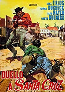 Duello A Santa Cruz [Italia] [DVD]