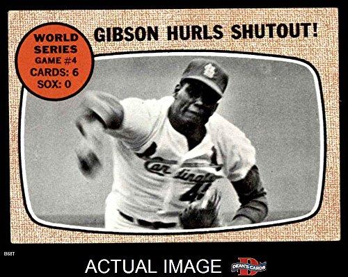 1967 World Series Game - 9