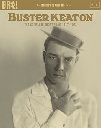 The Complete BUSTER KEATON Short Films 1917-1923 (Masters of Cinema)