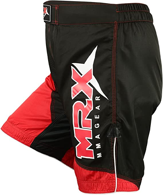 Mikelabo Muay Thai Fight Shorts,MMA Boxer Shorts Mens Training Cage Fighting Shorts Grappling Martial Combat/ Shorts Arts Kickboxing Training Shorts