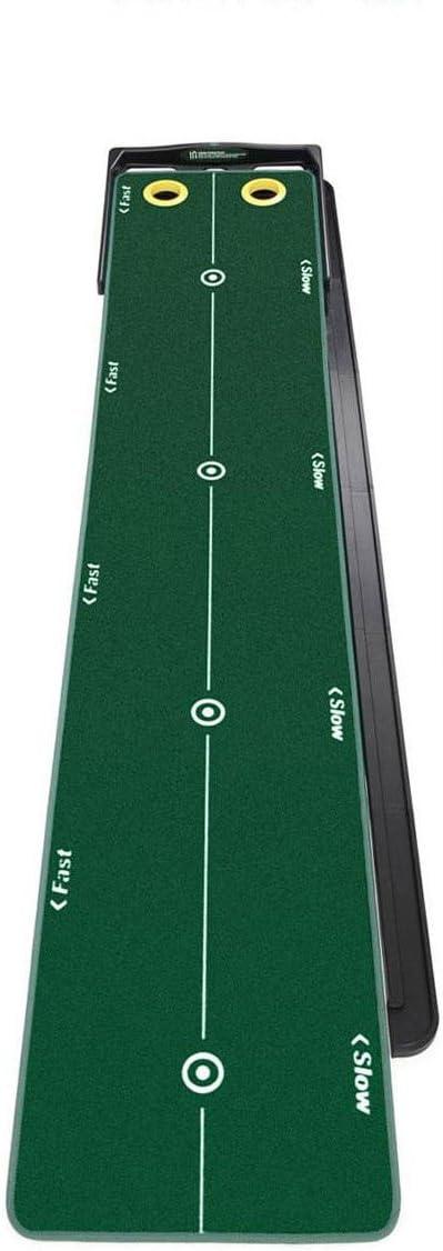 Mei Xu ゴルフプラクティスマット ゴルフ屋外インドアパットプラクティスマット252×50cm トレーニング機器
