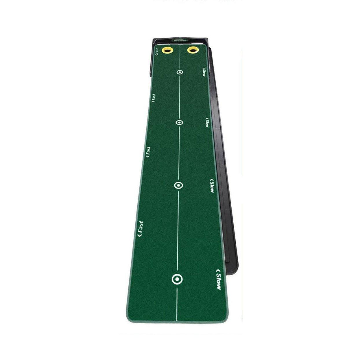 XUAN YUAN ゴルフ屋外インドアパットプラクティスマット252×50cm @   B07GCGKS9H