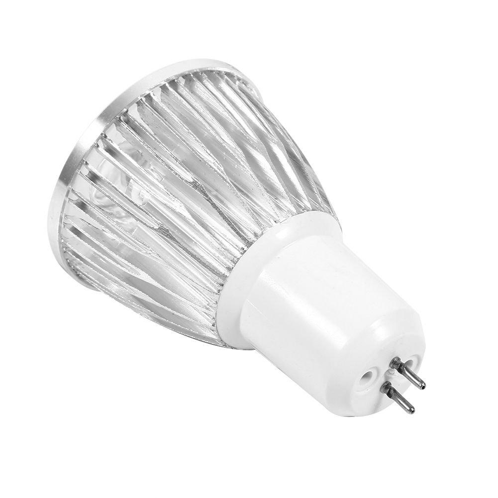 GU5.3/5/W 5/LED 265/V Plante ampoule LED Lampe de culture Sport Light Downlight Plante ampoule pour lint/érieur Fleur plantes L/égumes Jardin hydroponique 3/Bleu et 2/Rouge AC 85