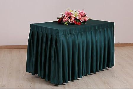 GBBD Manteles Mesa Mantel Escritorio Sign In Desk Skirt Exposición ...