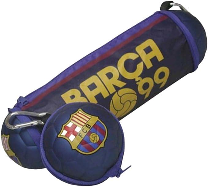 C Y P FC Barcelona Estuches, 8 cm, Multicolor: Amazon.es: Ropa y accesorios