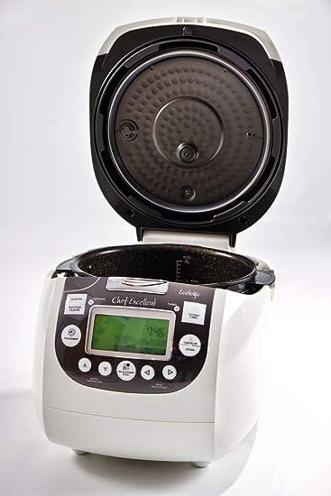 Chef Excellent Ecologic Robot de Cocina Auto Programable: Amazon.es
