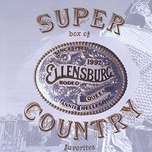 Super Box Of Country - 36 Coun...