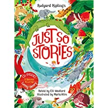 Rudyard Kipling's Just So Stories: Book and CD