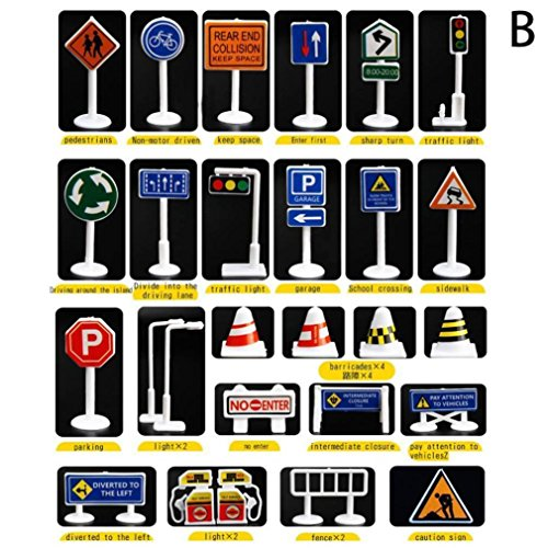 Outdoor Play Traffic Lights in US - 7