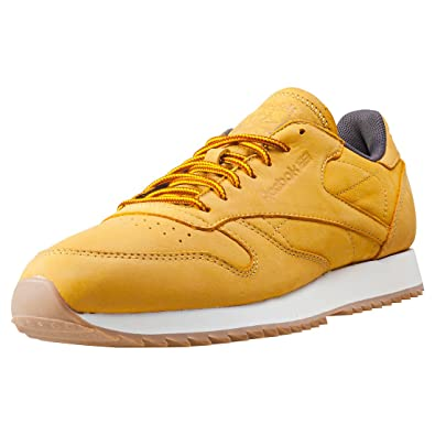 4885600e45795 Reebok Men s Cl Leather Ripple Wp Fitness Shoes  Amazon.co.uk  Shoes ...