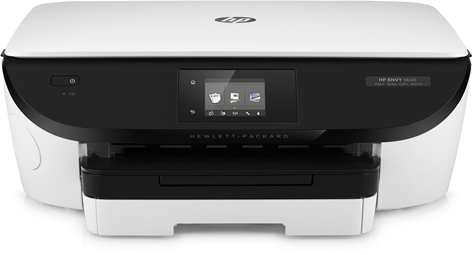HP - Multifunción Tinta Envy 5646 Wi-Fi ePrint: Amazon.es ...