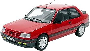 Peugeot 206 Rc 2003 Aden Red NOREV 1:18 NV184823